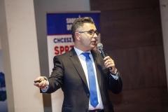 Konferencja Trade Marketing; Mariott; fot: Marek Misiurewicz; 24/10/2018; Krzysztof Sobczuk; Odpowiedzialni za rynek; Marek Borowinski