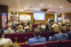 Konferencja Trade Marketing; Mariott; fot: Marek Misiurewicz; 24/10/2018; Przemyslaw Firmowski; Sklep przyszlosci