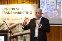 Konferencja Trade Marketing; Mariott; fot: Marek Misiurewicz; 24/10/2018; Robert Sienko