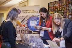 Konferencja Trade Marketing; Mariott; fot: Marek Misiurewicz; 24/10/2018; rejestracja